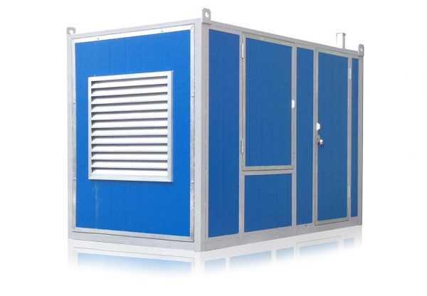 Блок-контейнеры утепленные