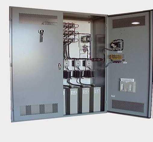 Конденсаторные установки УКРМ 6-10 КВ