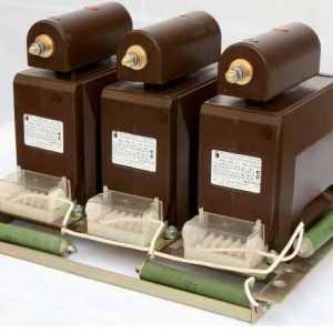 Трансформаторы наприжения 3*ЗНОЛ-СЭЩ 6,10